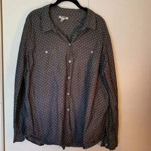 💕 Old Navy button up, size XXL.
